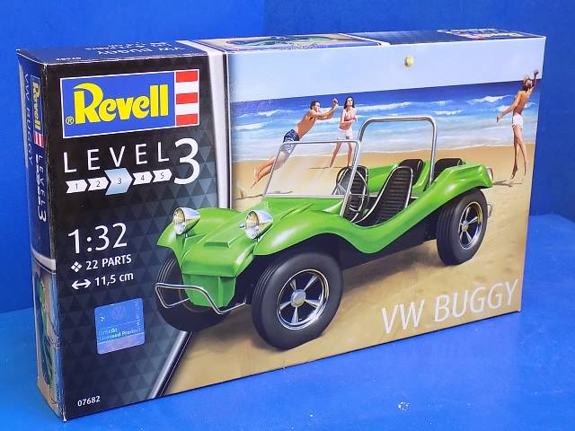 Revell 1/32 7682 VW Beach Buggy