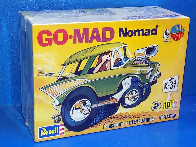 Revell Monogram 1/25 4310 Dave Deal's Go-Mad Nomad