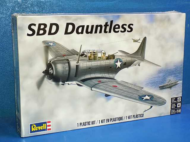 Revell Monogram 1/48 5249 SBD Dauntless
