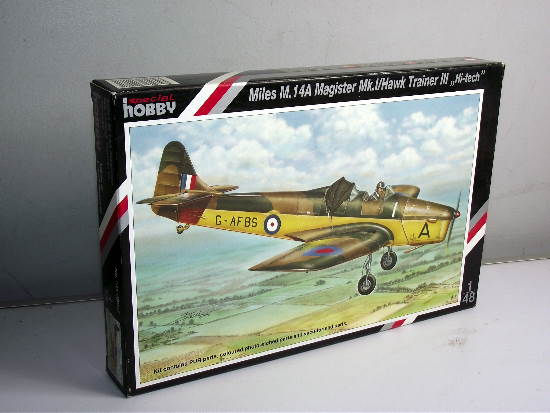 Special Hobby 1/48 SH48037 Miles M 14A Magister