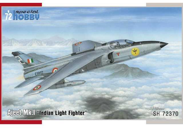 "Special Hobby 1/72 72370 Ajeet Mk.I ""Indian Light Fighter"""