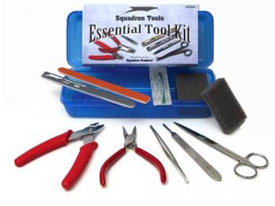 Squadron / Signal na 50000 Essential Tool Kit