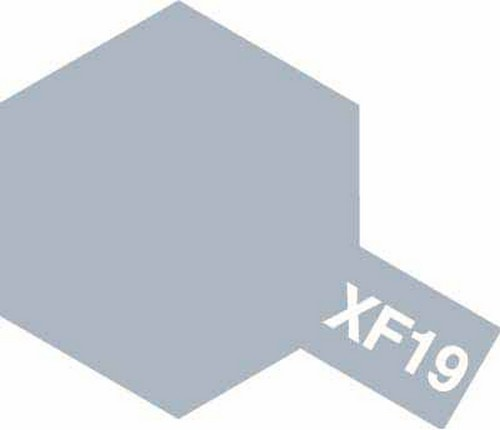 Tamiya 10ml 81719 Acrylic Mini XF19 Sky Grey