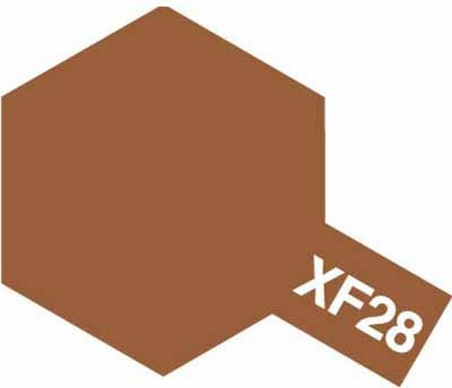 Tamiya 10ml 81728 Acrylic Mini XF28 Dark Copper