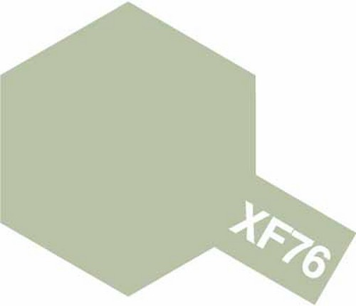 Tamiya 10ml 81776 Acrylic Mini XF76 Grey Green (IJN)