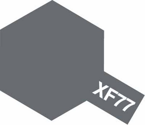 Tamiya 10ml 81777 Acrylic Mini XF77 IJN Grey Sasebo