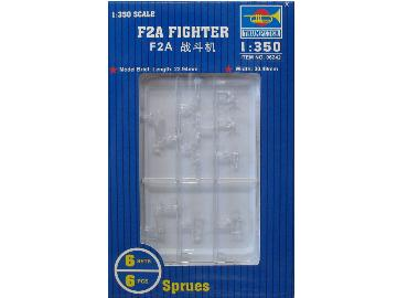 Trumpeter 1/350 6242 Aircraft- F2A Fighter