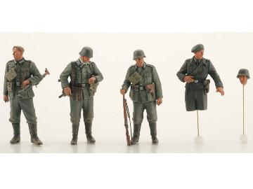 Tristar 1/35 35016 German Infantry Vol.1 (early)