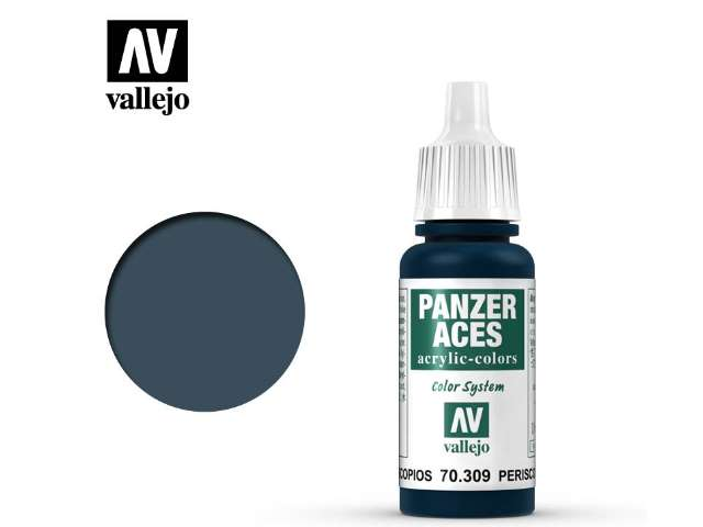 Vallejo 17ml 309 Panzer Aces - 309 Periscopes