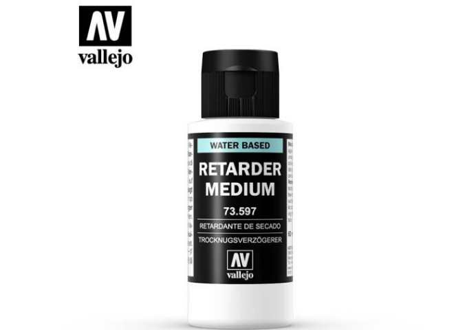 Vallejo 60ml 73597 Drying Retarder 60ml