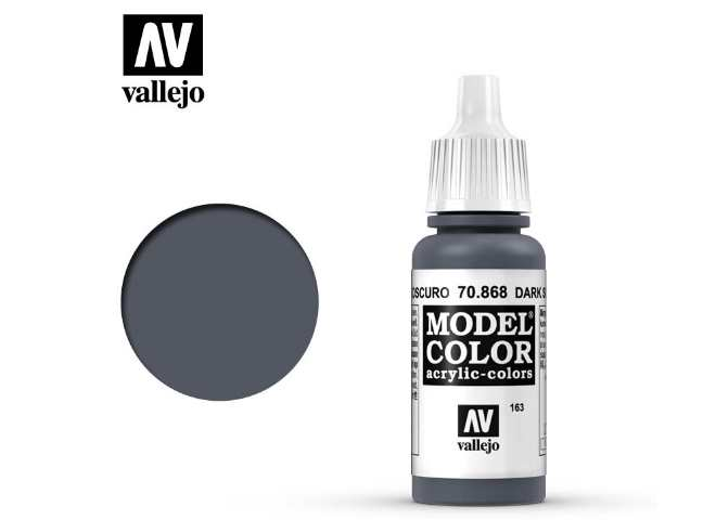 Vallejo 17ml 868 163 Model Color - Dark Seagreen 868