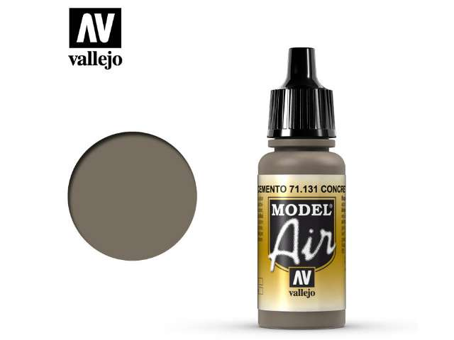 Vallejo 17ml MA131 Model Air - 131 Concrete