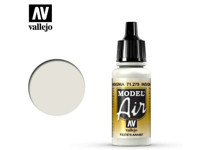 Vallejo 17ml MA279 Model Air - 279 Insignia White