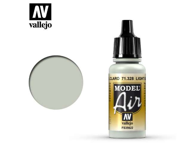 Vallejo 17ml MA328 Model Air - 328 Light Blue