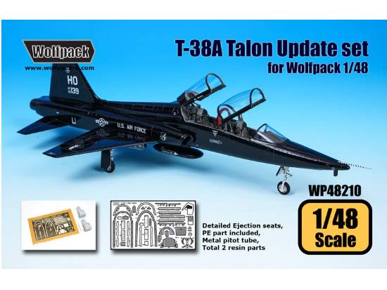 Wolfpack Design 1/48 WP48210 T-38A Talon Update set