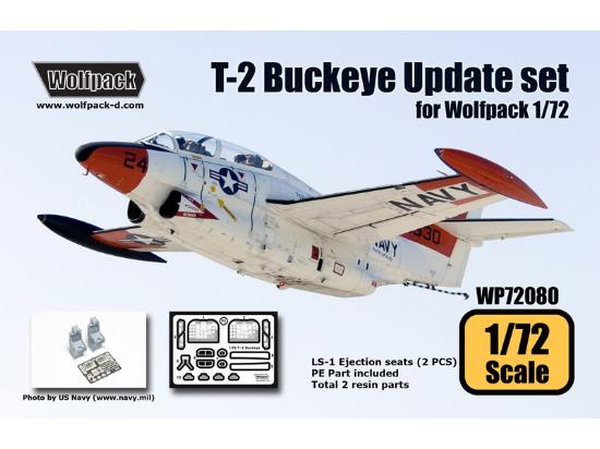Wolfpack Design 1/72 WP72080 T-2 Buckeye Update set