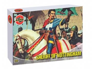 Airfix - Sheriff Of Nottingham 1/72 01721