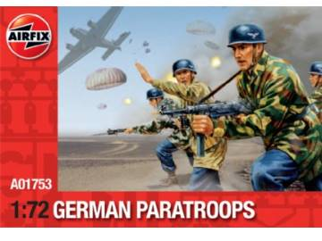 Airfix - WWII German Paratroops 1/72 01753