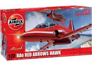 Airfix - BAe Red Arrows Hawk 1/72 02005