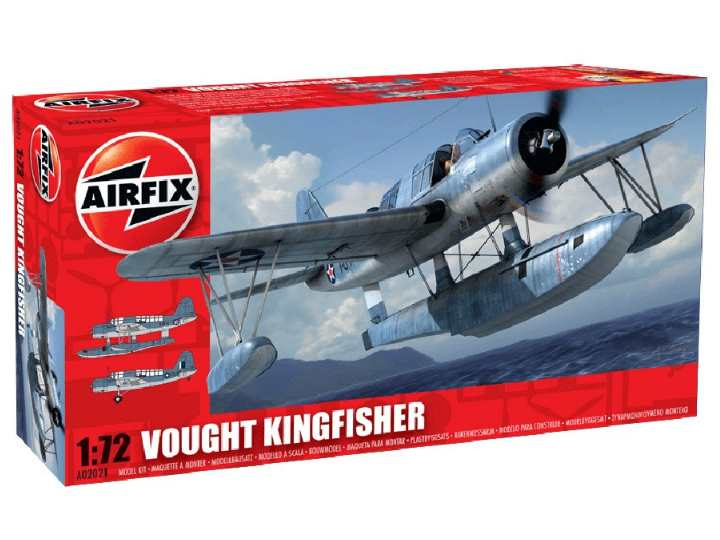 Airfix Vought Kingfisher 1/72  02021