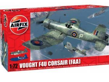 Airfix - Vought F4U Corsair (FAA) 1/72 02044