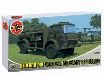 Airfix - Bedford Mk Tactical Aircraft Refueller 1/76 02329