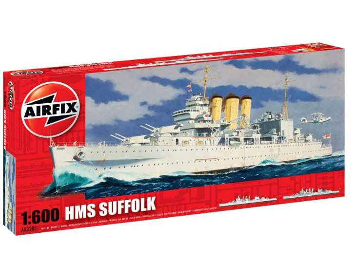 Airfix - HMS Suffolk 1/600 03203