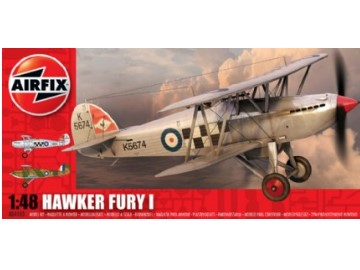 Airfix Hawker Fury I Scale 1/48 04103