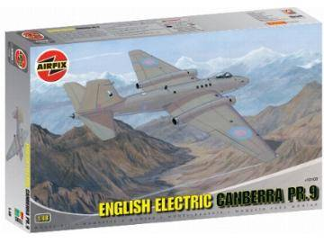 Airfix - English Electric Canberra PR.9 1/48 10103