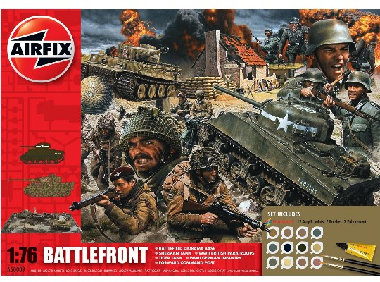 Airfix - Battle Front Gift Set 1/76 50009