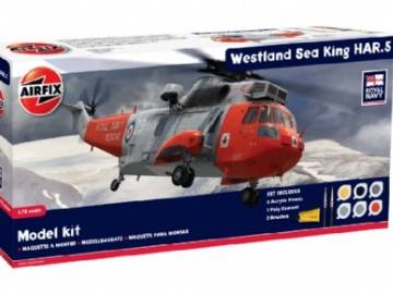 Airfix - Westland Sea King HAR.5 Gift Set 1/72 50113