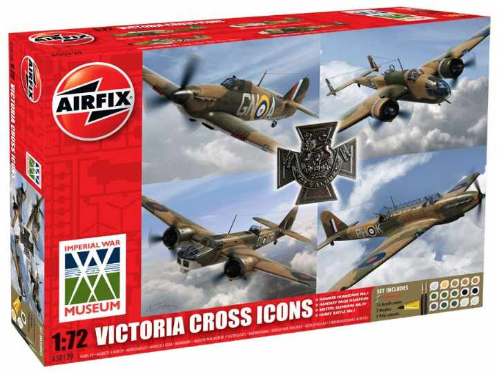 Airfix Victoria Cross Icons Gift Set 1/72 50129