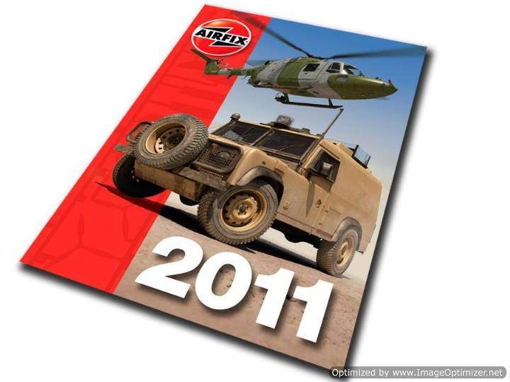 Airfix - Catalogue 2011 na 78187