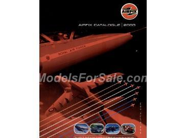 Airfix - 2003 Catalogue na na