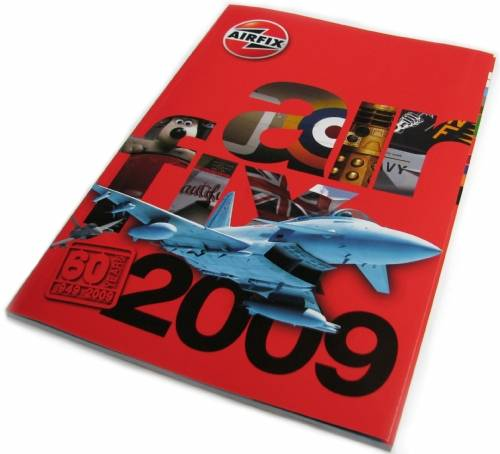 Airfix Airfix 2009 Catalogue Scale na CAT2009