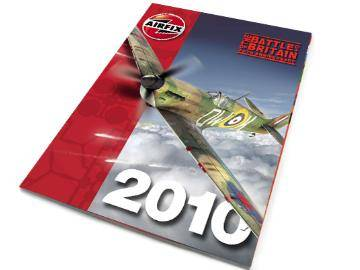 Airfix - Airfix Catalogue 2010 na CAT2010