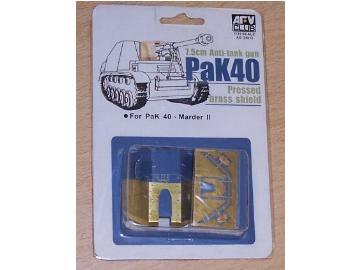 AFV Club - Pak 40 Photoetch Parts 1/35 35012G