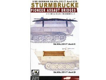 AFV Club - Sturmbr�cke Pioneer Assault Bridges 1/35 35112