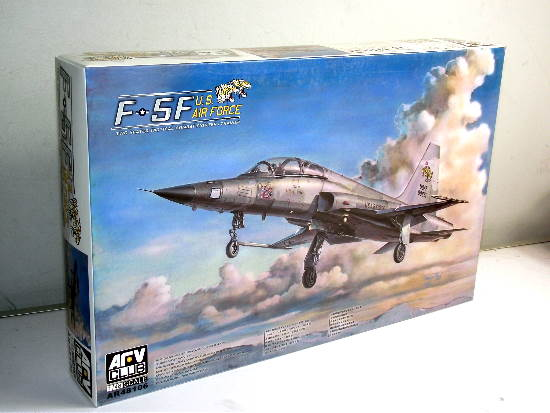 AFV Club - F-5F Tiger II US Air Force 1/48 AR48106