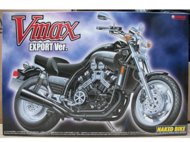 Aoshima - Yamaha V-Max Export Version 1/12 049457