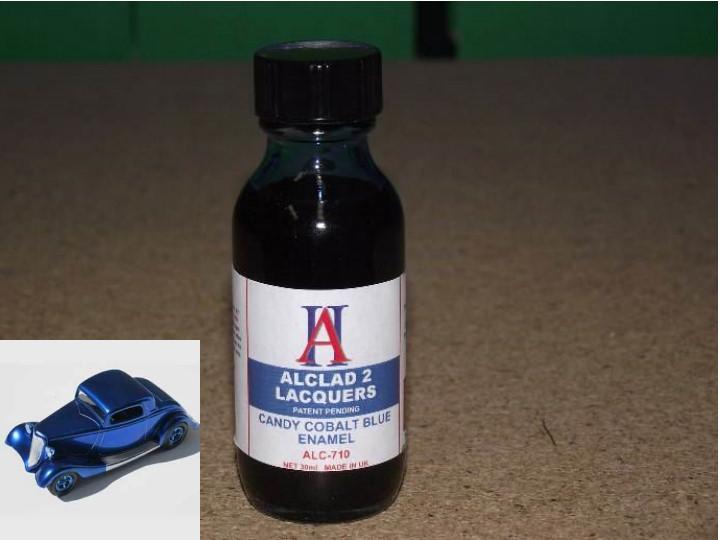 how to use alclad 2 chrome