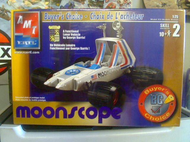 AMT Moonscope Lunar Vehicle 31565