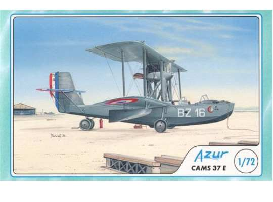 Azur - Cams 37E French Flying boat 1/72 A086