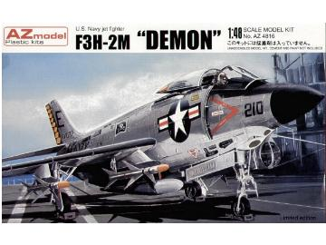 AZ Model F3H-2M Demon VF-61/VF-24 Scale 1/48 4816