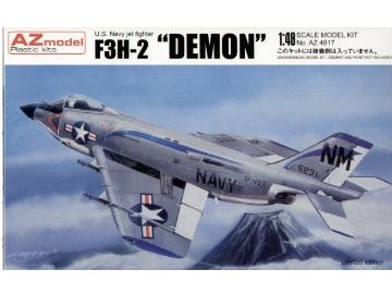 AZ Model F3H-2 Demon Short Tail Scale 1/48 4817