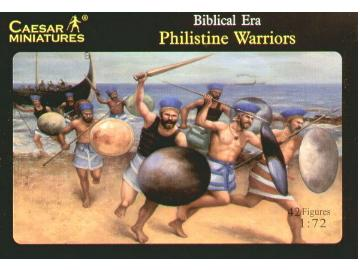 Caesar Miniatures - Philistine Warriors 1/72 046