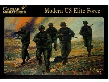 Caesar Miniatures - Modern US Elite Force 1/72 058