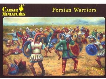 Caesar Miniatures - Persian Warriors 1/72 066
