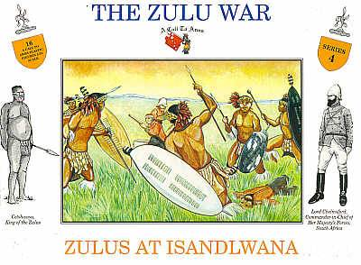 Call To Arms Zulus at Isandlwana 04
