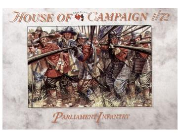 Call To Arms - Parliament Infantry 1/72 63